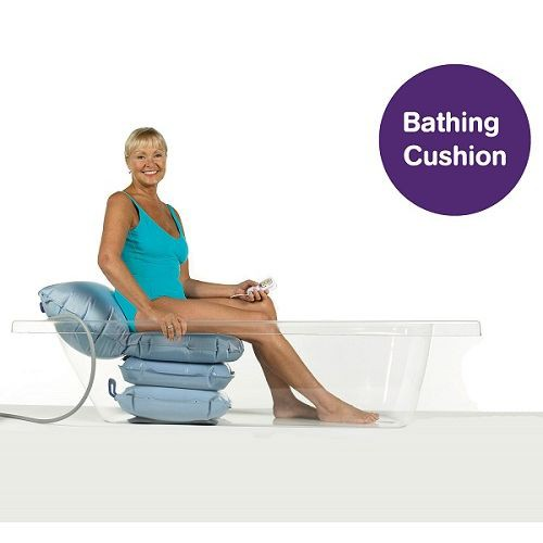 Mangar Bathing Cushion Inflatable Bath Lift Mpca030200