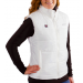 VentureHeat Quilted Nylon Heated Vest for Women