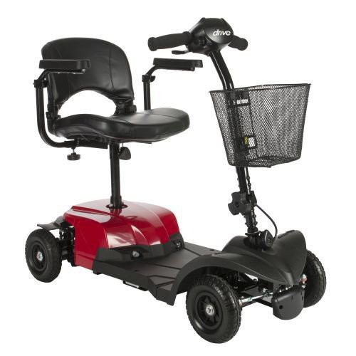 Drive Medical Bobcat S 4-Wheel Compact Scooter