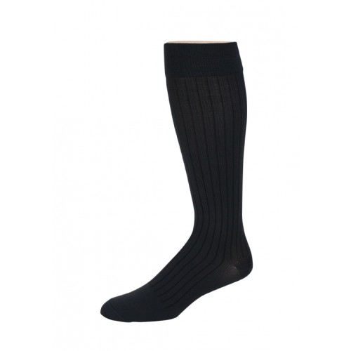 Sigvaris 189C Business Casual Knee High Compression Socks Dress Socks CLOSED TOE 15-20mmHg