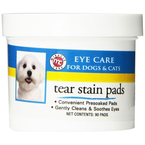 Eye Clear Tear Stain Pads