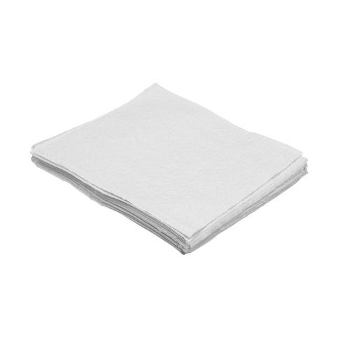 Taskbrand E25 Wiper Scrim Flat Bulk White Wipers