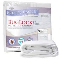 BugLock Plus Mattress Encasement