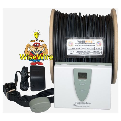 Perimeter Ultra Fence WiseWire System