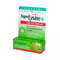 Quantum SuperLysine Plus Cold Sore Treatment