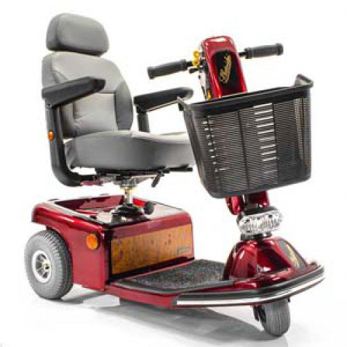 Shoprider Sunrunner 3 Wheel Scooter