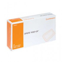 OpSite Post-Op 6-1/8 x 3-3/8 Inch Transparent Film Dressing 66000712