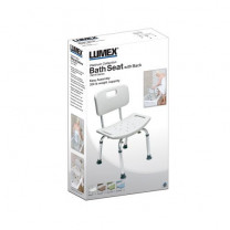 Lumex Platinum Collection Bath Seats with Backrest