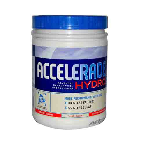 Accelerade Hydro Advanced Rehydration Sports Drink