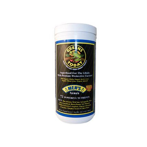 Greens Today Mens Formula Dietary Supplement