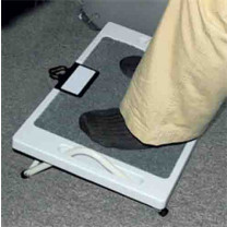 Heated Foot Rest