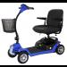 Shoprider 7A Escape 4-Wheel Scooter Blue