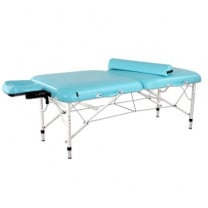 Calypso LX Portable Aluminum Massage Table Package