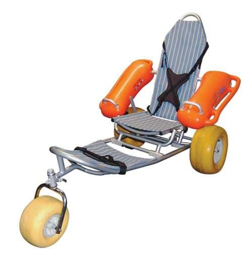 Aqua Creek Mobi Chair Floating Beach Wheelchair F 017wwbc