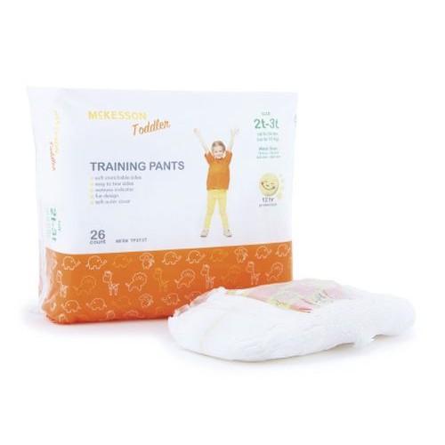 McKesson Toddler Training Pants