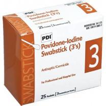 Povidone Iodine Prep Swabsticks