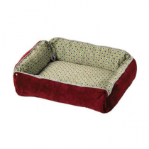 Midwest Quiet Boutique Reversible Snap Bolster Bed