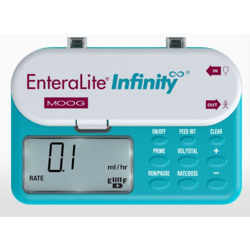 Moog EnteraLite Infinity Pump for Enteral Feeding