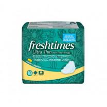 Freshtimes Ultra Thin Regular Absorbency