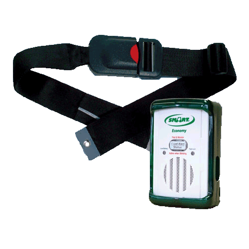 FallGuard Economy Alarm with Seat Belt Sensor for Chairs and Wheelchairs