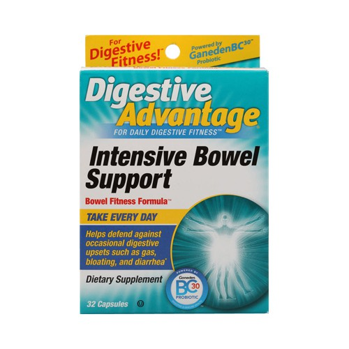 Schiff Vitamins Schiff Intensive Bowel Support