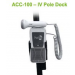 ACC-100 IV pole mount dock for use with DigiDop