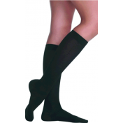 Juzo Hostess 2502 Knee High Compression Socks CLOSED TOE 30-40 mmHg