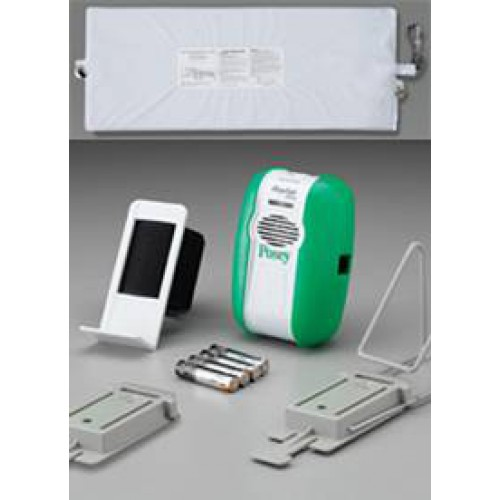 Posey KeepSafe Deluxe Alarm System Disposable Bed Sensor 8374DO