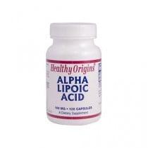 Healthy Origins Alpha Lipoic Acid 100 mg