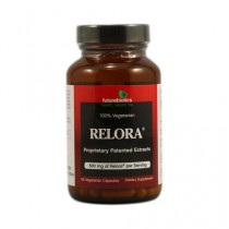 FutureBiotics Vegetarian Relora 500 mg Dietary Supplement