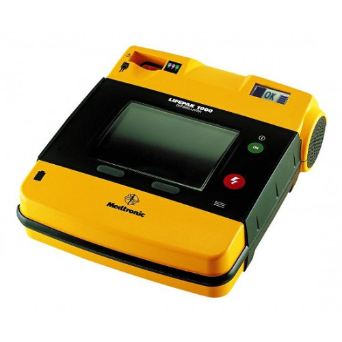 LIFEPAK 1000 Defibrillator with ECG Display 99425-000025