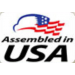 Assembled in the USA