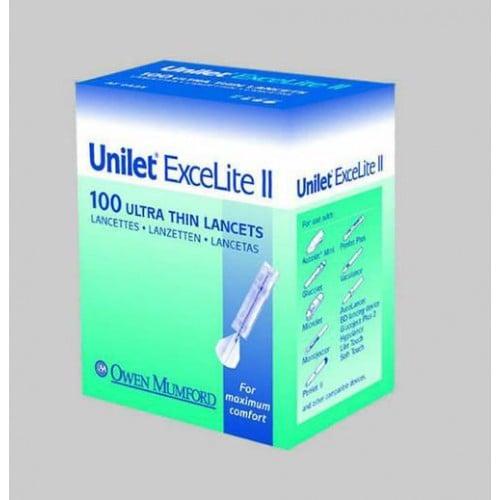 Unilet ExecLite II Lancet