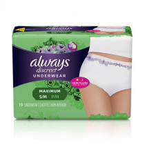 Always Discreet Pull On Underwear - Heavy Absorbency