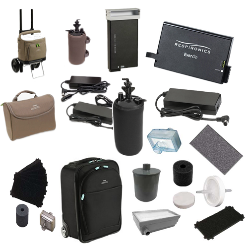 Respironics Oxygen Concentrator Replacement Parts