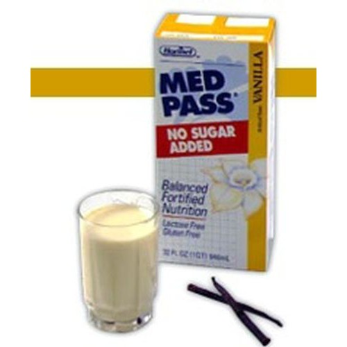 Med Pass 2.0 High Calorie High Protein Oral Supplement Wild Berry - 32 oz