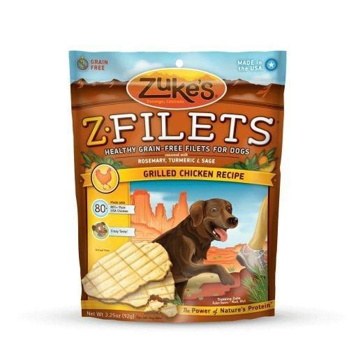 Z-Filets Select Grain Free Dog Treat