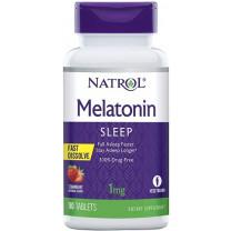 Natrol Melatonin 1 mg Tablets