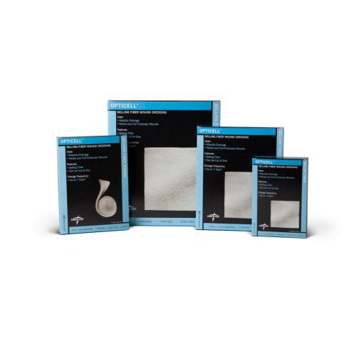 Opticell Gelling Fiber Wound Dressing