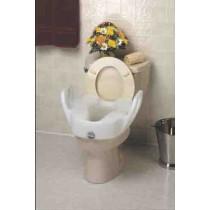Maddak Standard Raised Toilet Seat
