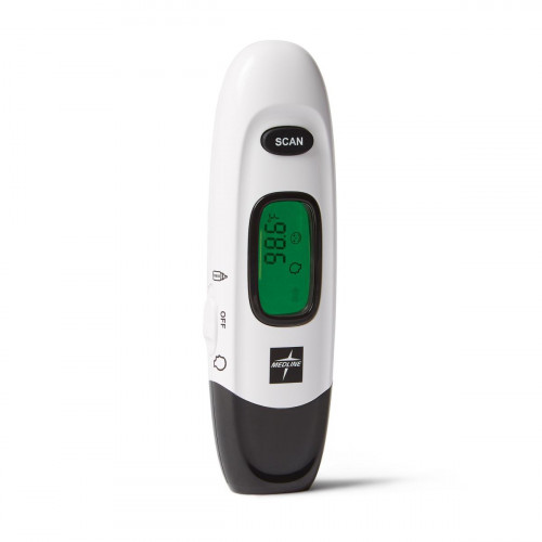 No-Touch Infrared Forehead Thermometer - MedLine