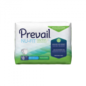 Prevail Nu-Fit Daily Briefs for Heavy Absorbency | First Quality