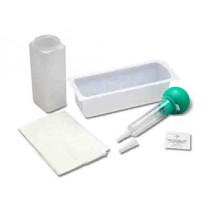 Bulb Irrigation Syringe Trays - Sterile