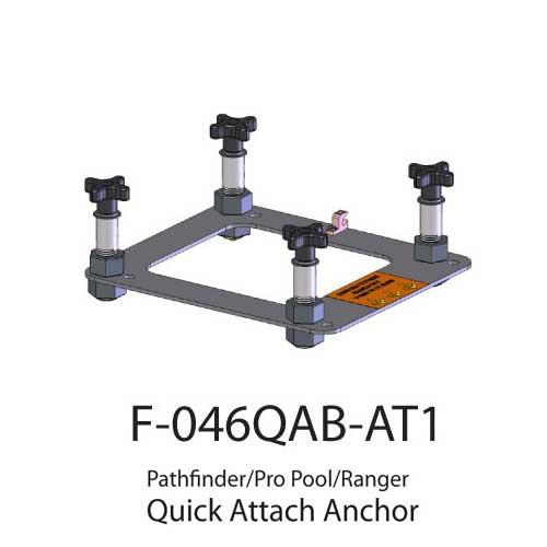 pool lift anchors and spa lift anchors for aqua creek products 778