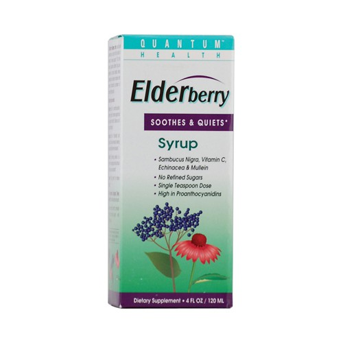 Quantum Elderberry Syrup