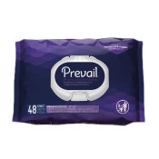 Prevail Quilted Washcloths with Hypoallergenic Lotion and Premium Fabric