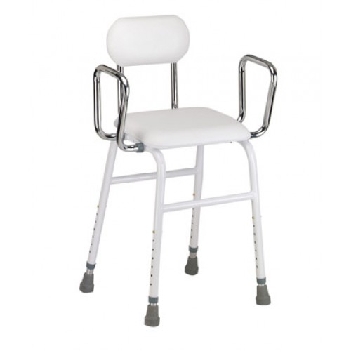 Kitchen Stool with Adjustable Height