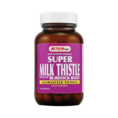 Action Labs Super Milk Thistle Dietary Supplement