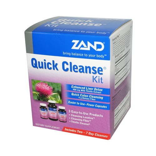 Zand Quick Cleanse Program