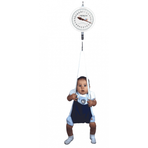 Detecto MCS25KGNT Suspended Baby Scale